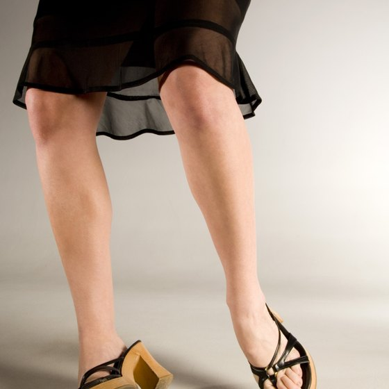 Regular ankle stretches keep your ankles from becoming stiff and reduce the likelihood of injury.