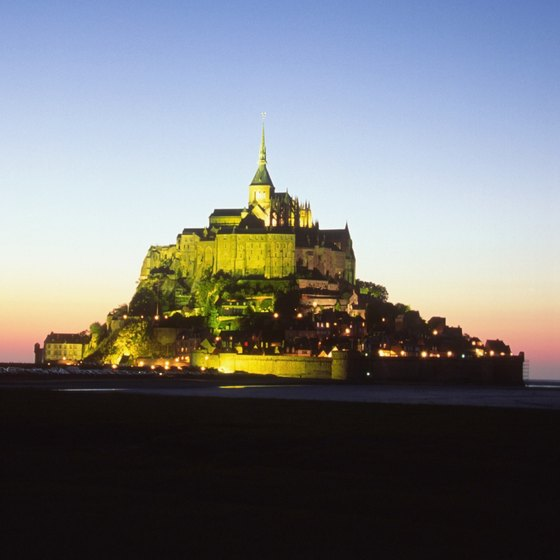 Mont St. Michel could take the breath away of the most experienced traveler.
