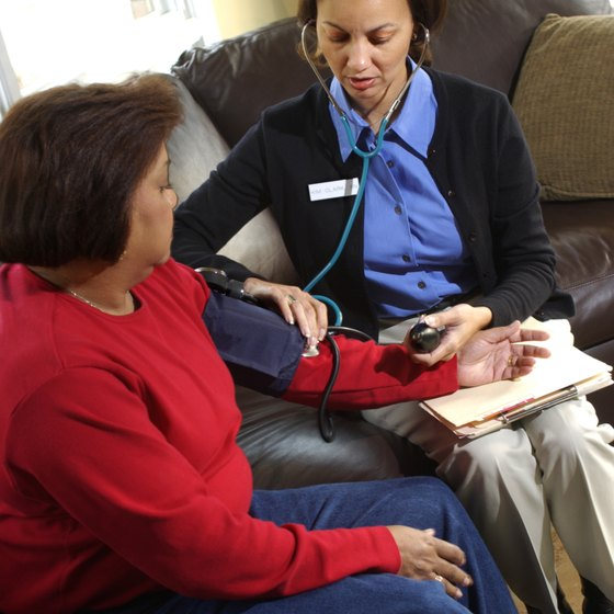 Home health care is expected to grow by 48 percent by 2022.
