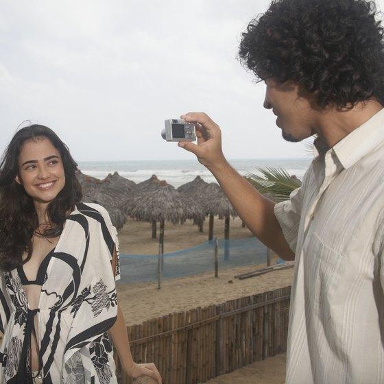 Praia do Futuro beach in Fortaleza