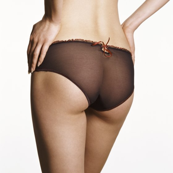 Pilates can help you achieve a rounder, firmer butt.