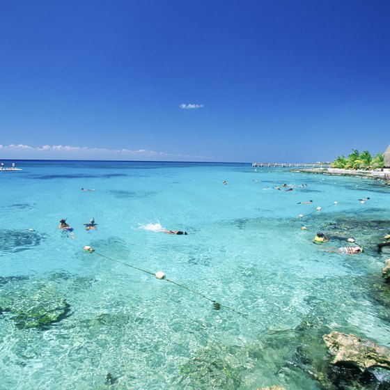 Mexico's Cozumel is a Western Caribbean highlight.