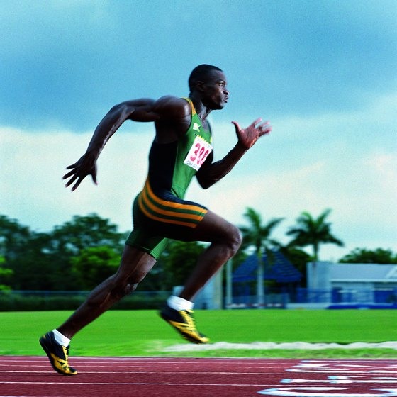 Developing speed and core strength will help you perform better on the track, field or court.