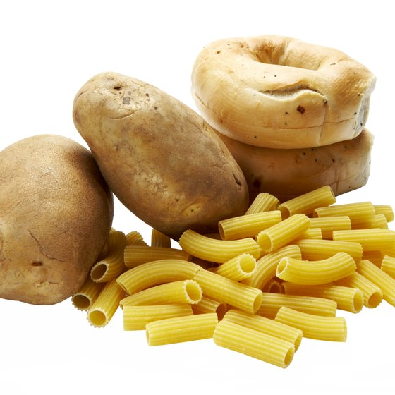The carbohydrates you eat are used for immediate energy or stored for future energy needs.