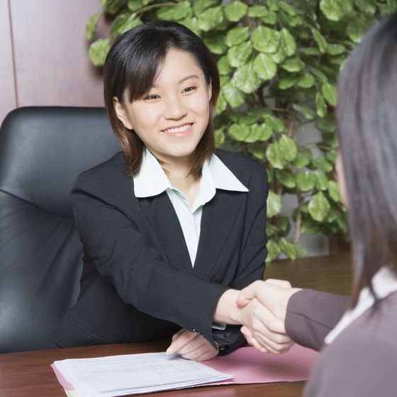 Try to make a human connection with your interviewee.