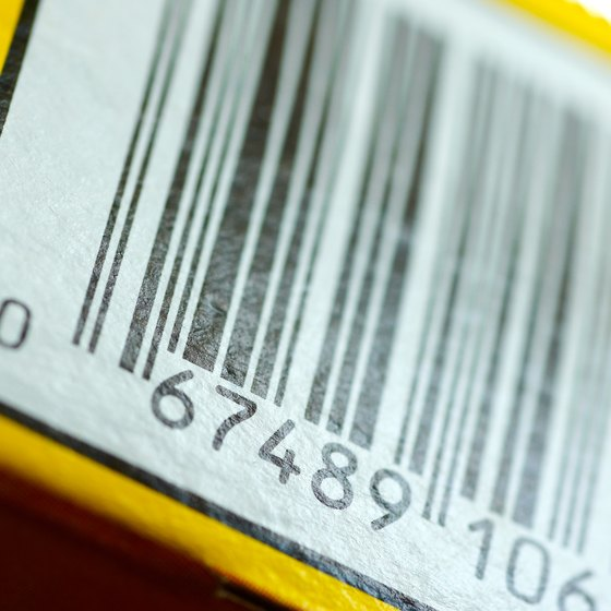 Use an app to convert your phone into a barcode reader.
