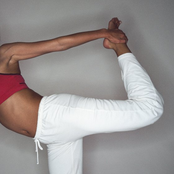 Quad stretches lengthen muscles and relieve tightness.