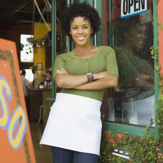 A sole proprietorship is a common legal structure for small businesses that operate locally.