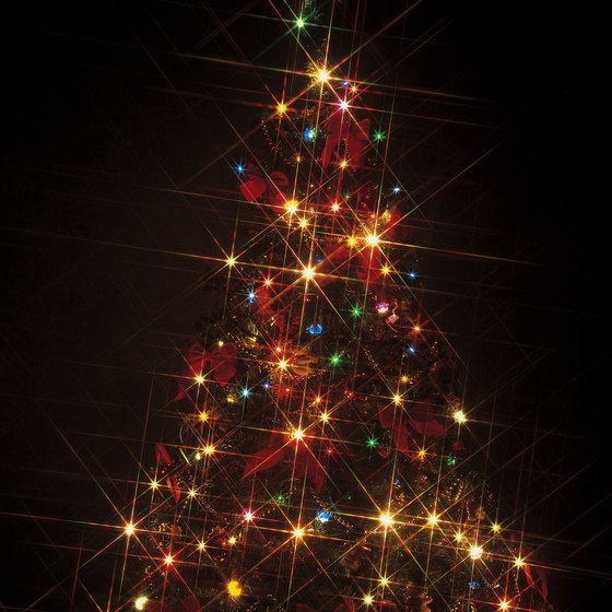 The first Christmas celebration in Texas occurred in 1683 in Presidio.