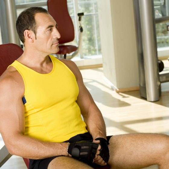 To sit or not to sit when exercising depends on your fitness goals.