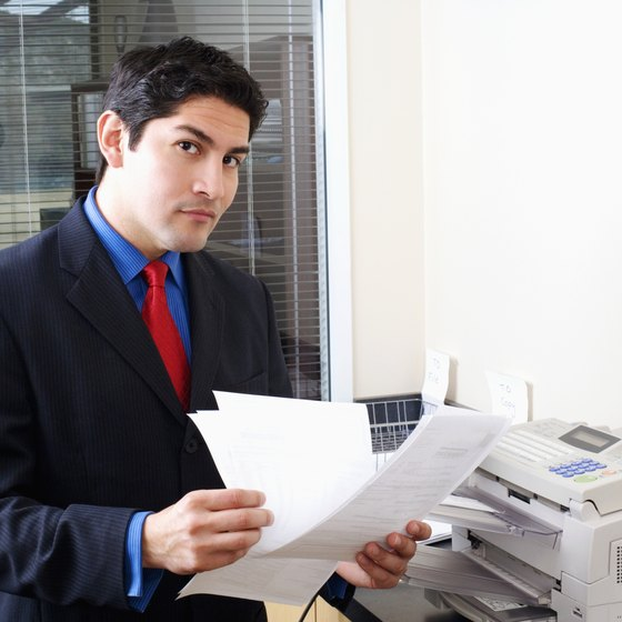 If you don't spool print jobs, you might have to separate another employee's print job from the document you print.