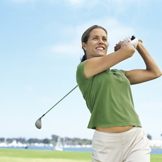 A lighter shaft may not be best-suited for your game.
