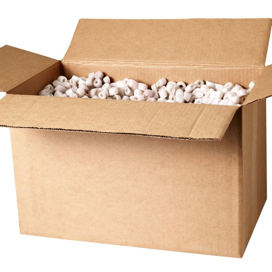 The extra expense of packing materials can prevent damage.