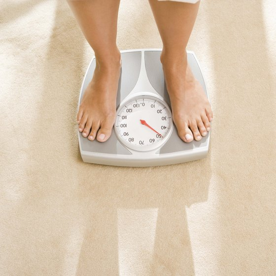 Don't let your hormones dictate what you see on the scale.