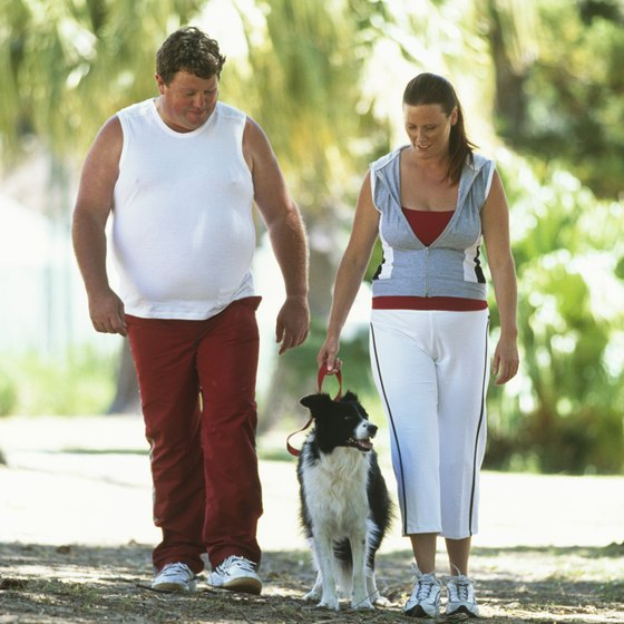 Don't count on a leisurely walk for weight loss or cardiovascular fitness.