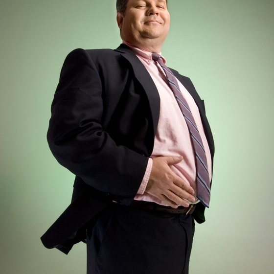 Carrying excess belly fat can be dangerous for your health.