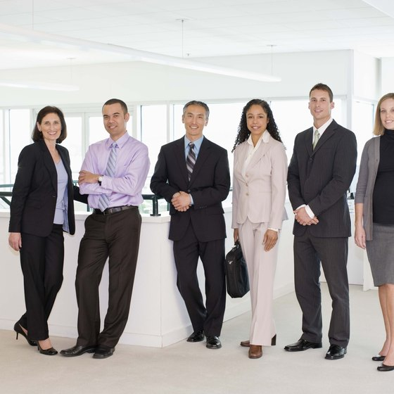 Group exercises help your employees develop their business leadership skills.