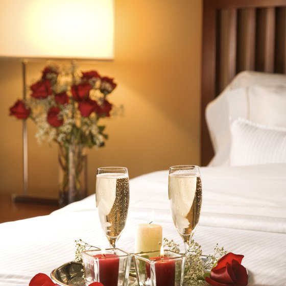 Extra special touches lead to guest satisfaction.