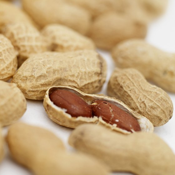 Fresh ground peanut butter contains no artificial ingredients.