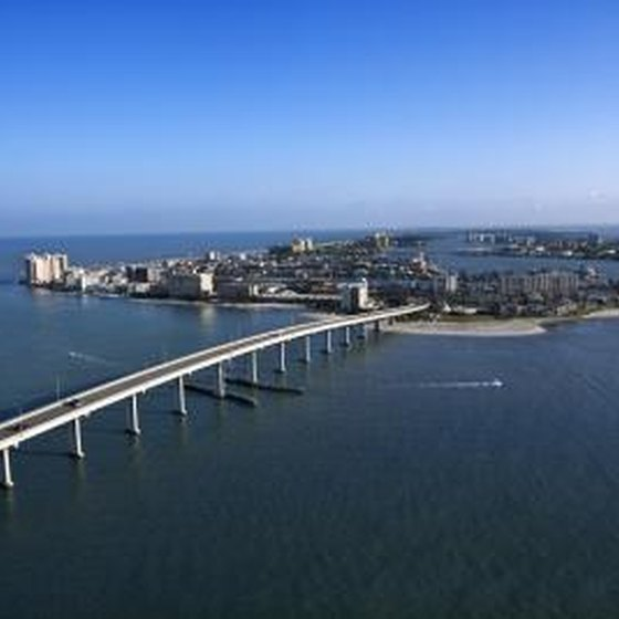 Good Places To Travel To In Florida: Romantic Places To Go In Pinellas County, Florida