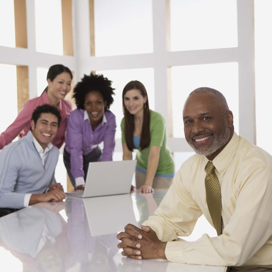 The human resource manager is responible for the well-being of a firm's employees.