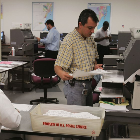 Ballot-scanning devices form a specialized class of document scanner.