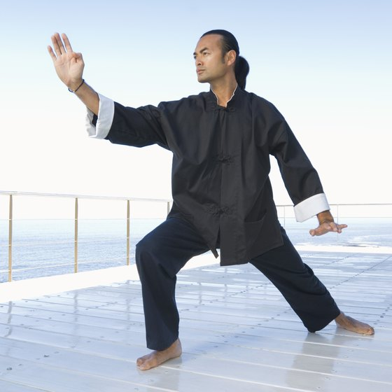 Tai Chi's full name is Tai Chi Chu'an.
