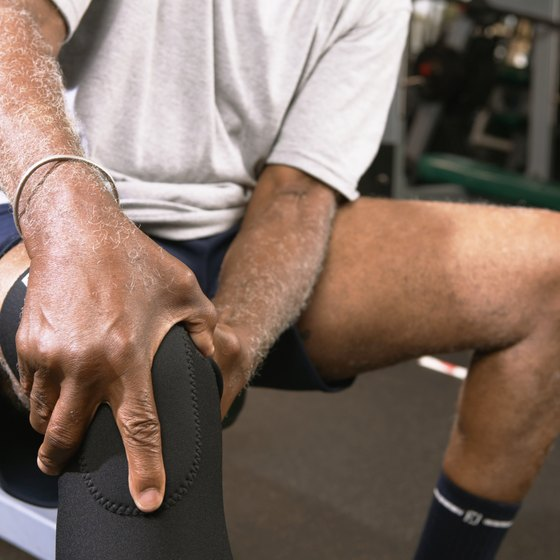 Weak quads can cause the misalignment of your knees.