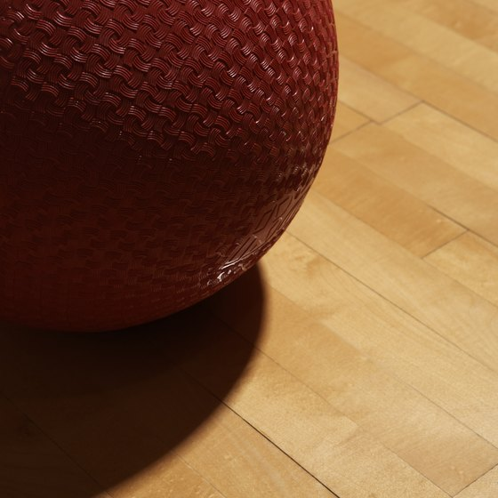 In addition to burning calories, dodgeball provides plenty of entertainment.