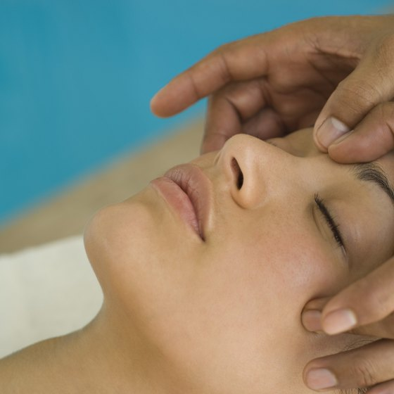 Effectively marketing day spa services can increase revenue.