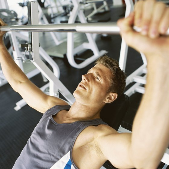 Resistance training is one type of anaerobic exercise that is beneficial to your health.