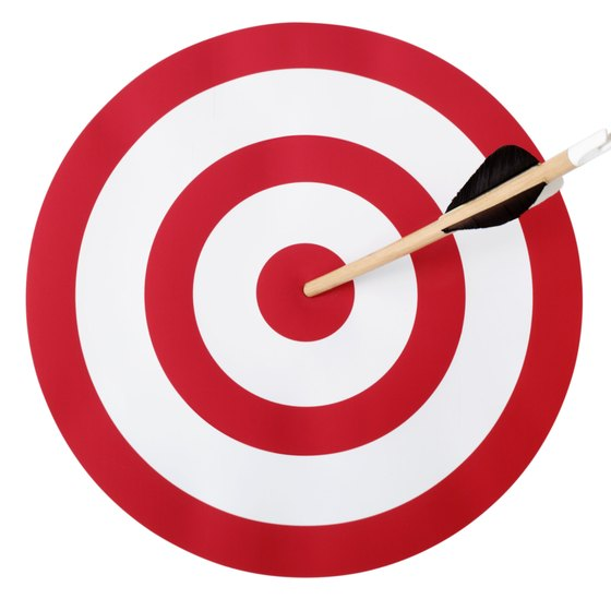 Achieving a sales target requires focus, commitment and creativity.
