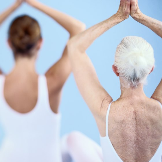 Back exercises can improve bone health in older women.