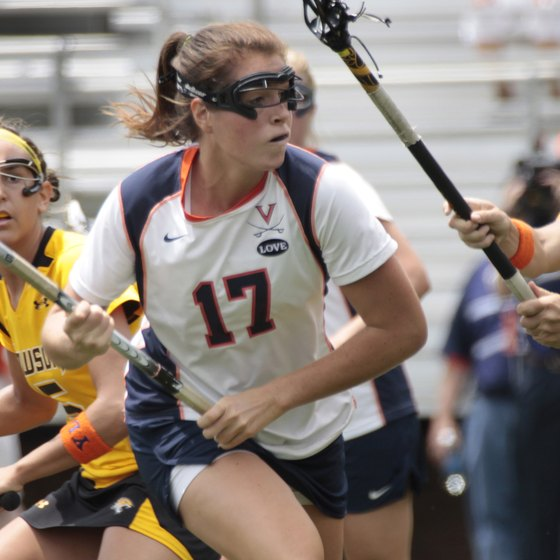 Players for the Towson Tigers and Virginia Cavaliers bring year-round training to competition.