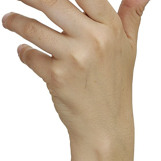 A group of 35 muscles contributes to your hand's movements.