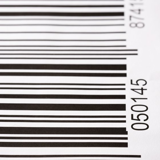 Scanning cash registers are based around bar codes.