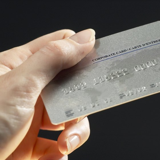 It's easy to tell a credit card company by the numbers on the card.