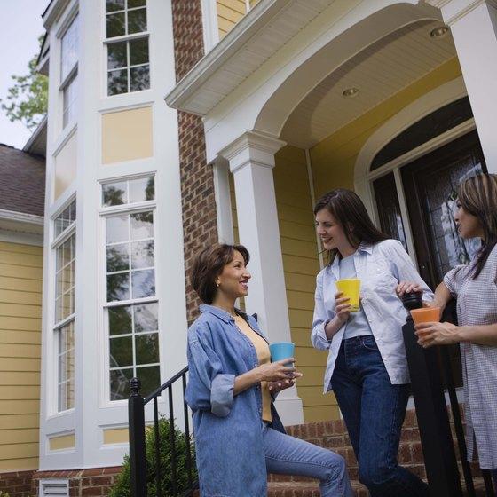 Hyperlocal advertising can target small neighborhood groups.