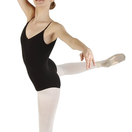 Ballet dancing helps improve fitness levels in people of all ages.