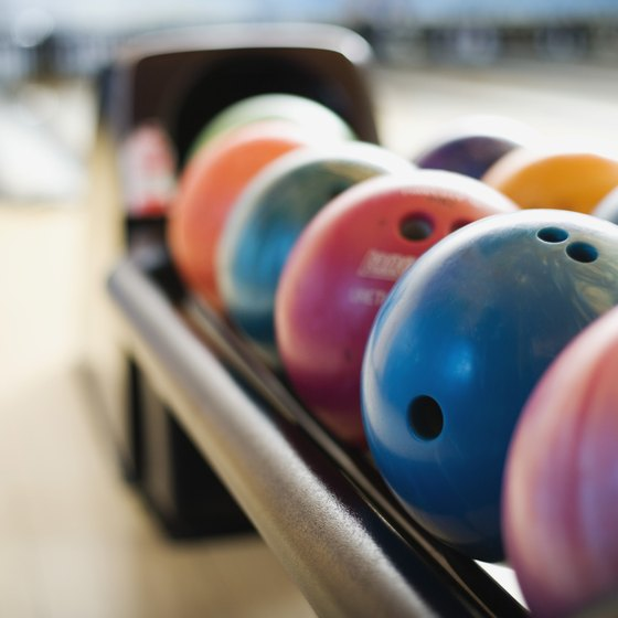 Bowling is fun, so your promotions should reflect that.