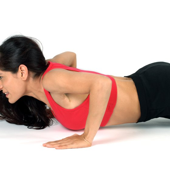 Doing pushups every day may lead to overtraining.