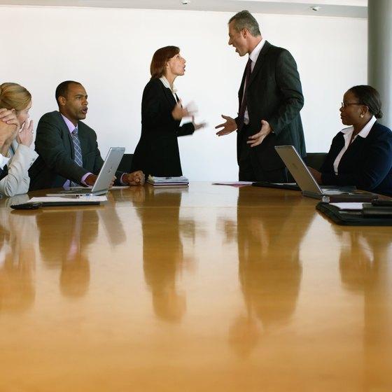 Help team members control emotions that can disrupt meetings.
