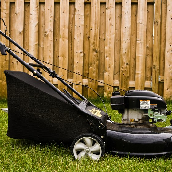 Lawn mowers trim grass, and your taxes.