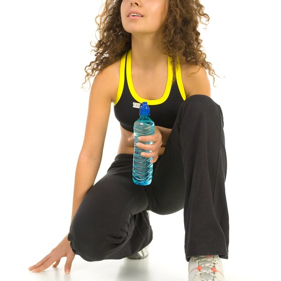 Stay cool and comfortable when you workout in sweats.