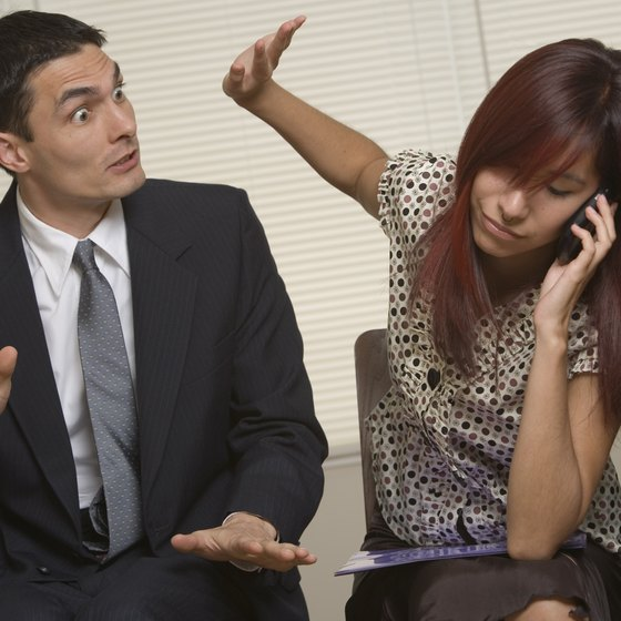 How to Talk to HR About Rude Coworkers | Your Business