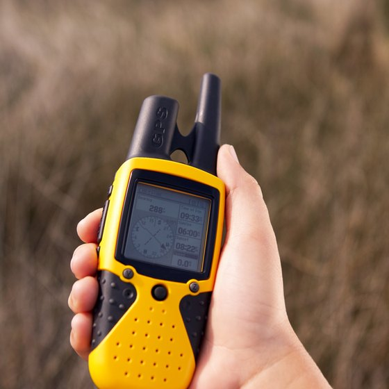 Managers could allow teams to use GPS devices instead of maps to navigate a scavenger hunt .