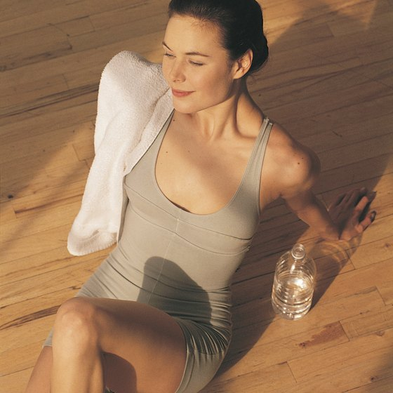 Pilates can give your body an energy boost before breakfast.