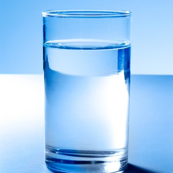 Drinking plenty of water helps your liver function properly.
