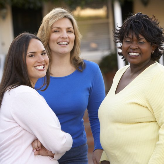 Provide a support system for someone trying to lose weight.