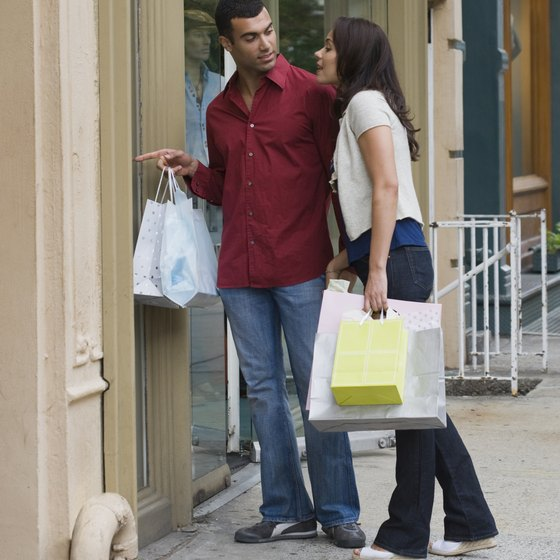 Getting customers in the door is the cornerstone of successful retail.